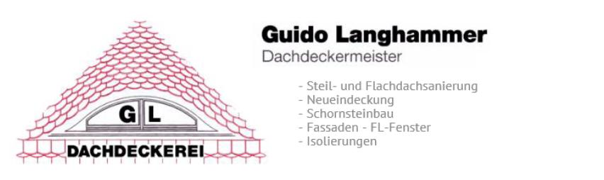 Dachdecker Guido Langhammer