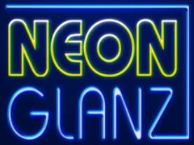 Neon-Glanz